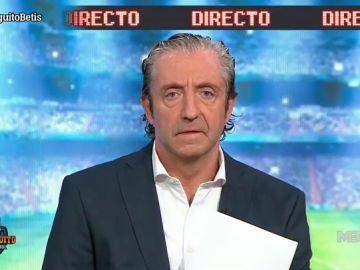 "JESÚS MARTÍNEZ, agente de Pellegrini: ""NO SE VA DEL BETIS"""