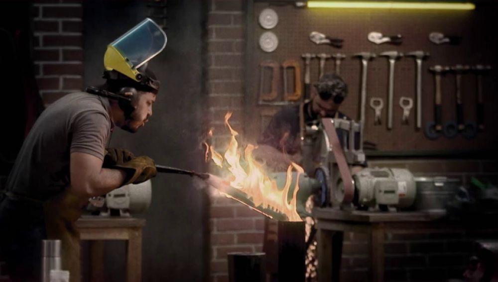Los momentos más extremos de 'Forjado a Fuego: Edición Internacional'