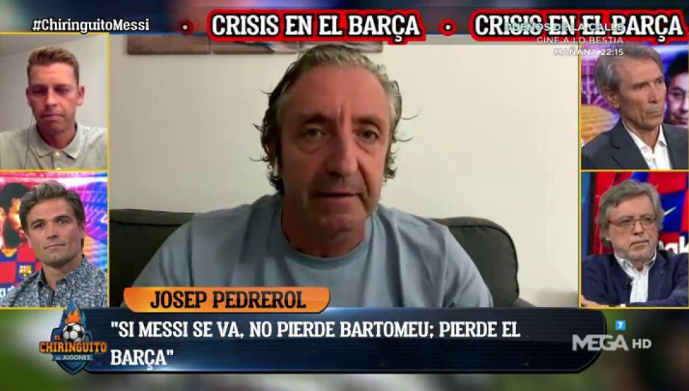 """JOSEP PEDREROL: """"DIFÍCIL NO SIGNIFICA IMPOSIBLE"""""""