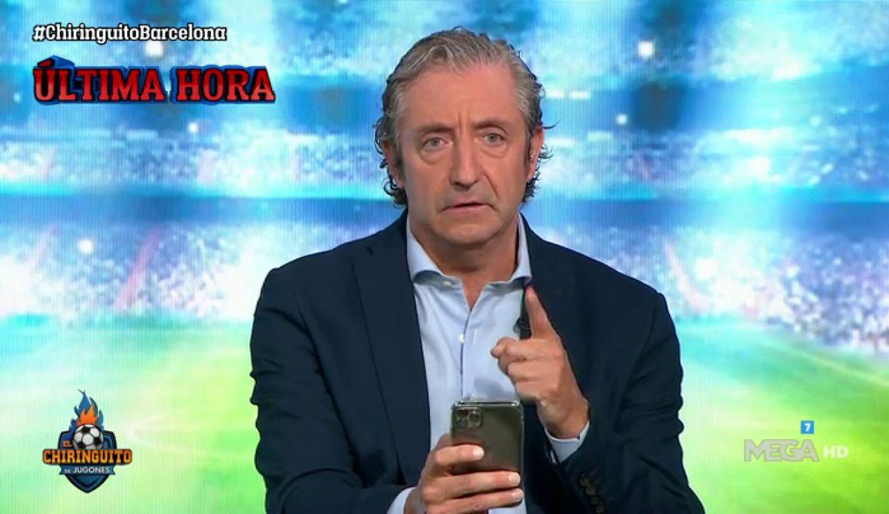 """Josep Pedrerol: """"El fichaje de Eric García por el Barça estaría hecho por 18 millones"""""""