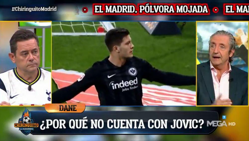 ¿Merece JOVIC MÁS MINUTOS en el REAL MADRID?