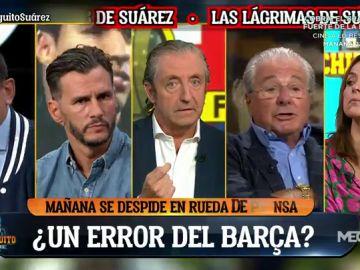 LUIS SUÁREZ se marca del BARÇA: FICHA por el ATLETI