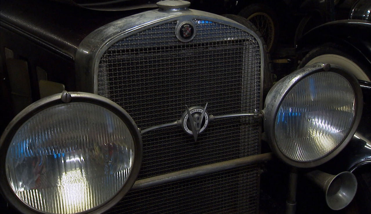 Cadillac de principios de siglo XX