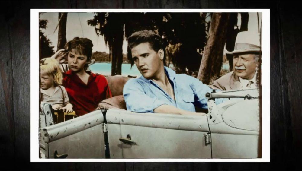 Frank descubre una reliquia del mismísimo Elvis Presley