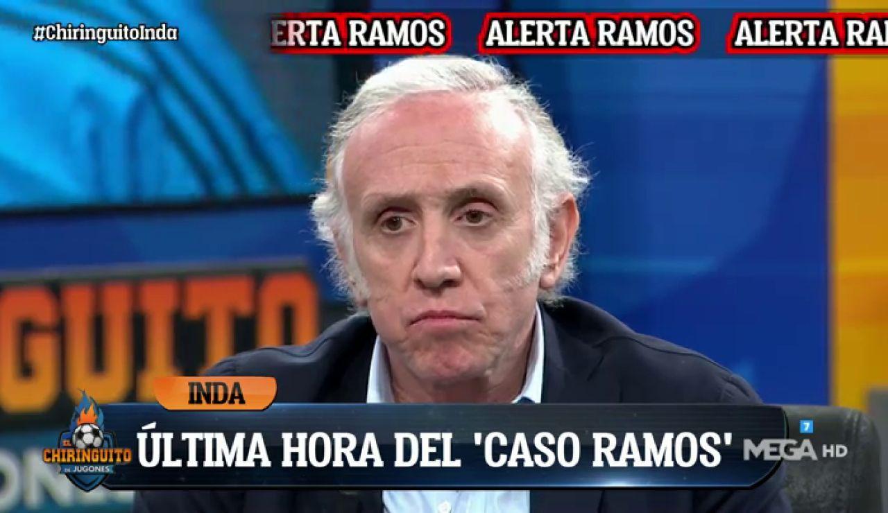 Florentino-Ramos: encuentro inminente