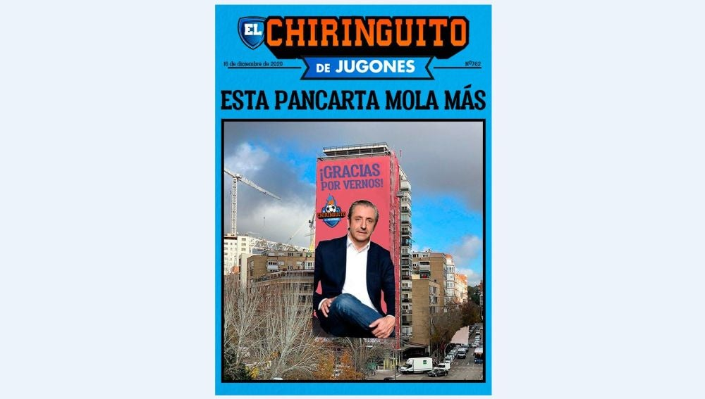 Portada de El Chiringuito