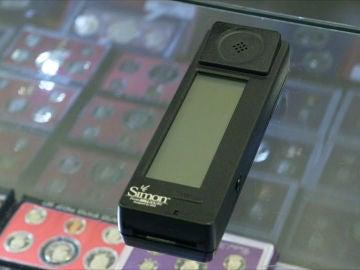 Simon, el primer smartphone