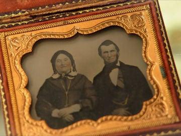 Foto de Abraham Lincoln