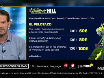 Quim te trae la mejor oferta de registro para que apuestes con William Hill