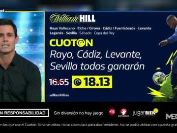 Edu te trae la mejor oferta de registro para que apuestes con William Hill