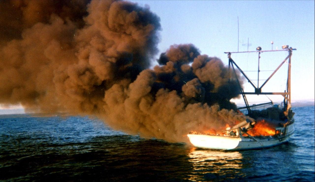 Las supersticiones entre los pescadores