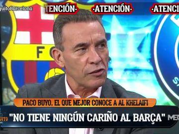 """PACO BUYO: """"La VENGANZA se SIRVE en bote muy PEQUEÑITO"""""""