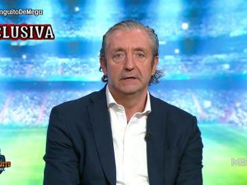 """Josep Pedrerol: """"El Real Madrid dará el golpe este verano"""""""
