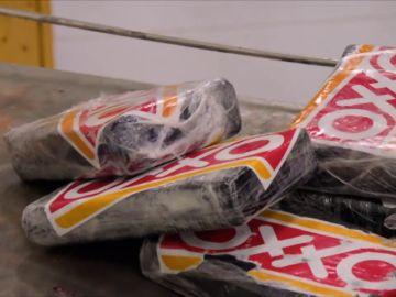 Hallados varios fardos de coca en el interior de un coche