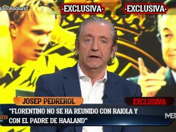 """""""EL PADRE DE HAALAND PIDE VER VALDEBEBAS"""""""