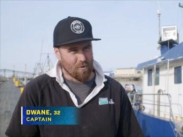 Un capitán enfadado