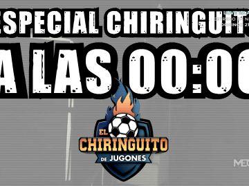 ESPECIAL CLÁSICO en EL CHIRINGUITO: ¡LA VAMOS A LIAR!