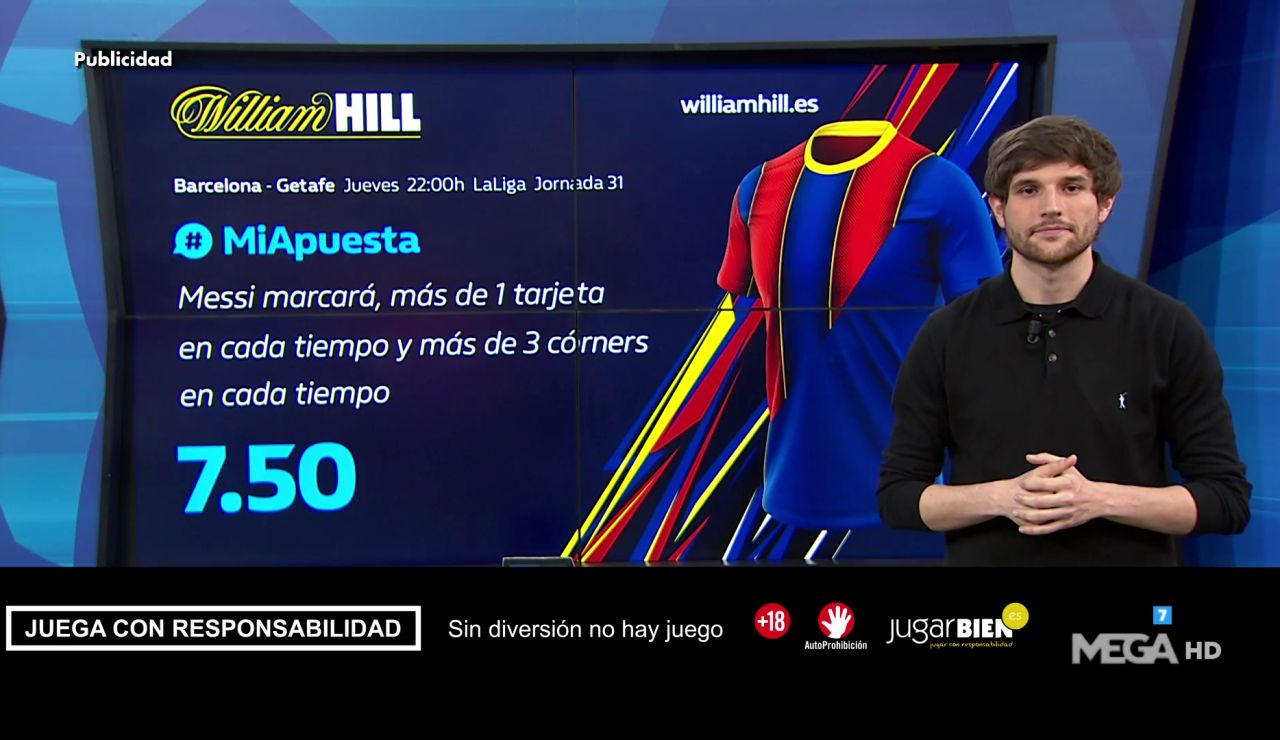 Richi Burgos te trae la mejor oferta de registro para que apuestes con William Hill