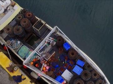Atracado a puerto
