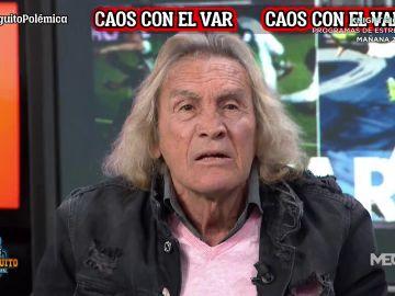 """GATTI: """"El VAR MATARÁ AL FÚTBOL"""""""
