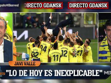 El Villarreal, campeón de Europa