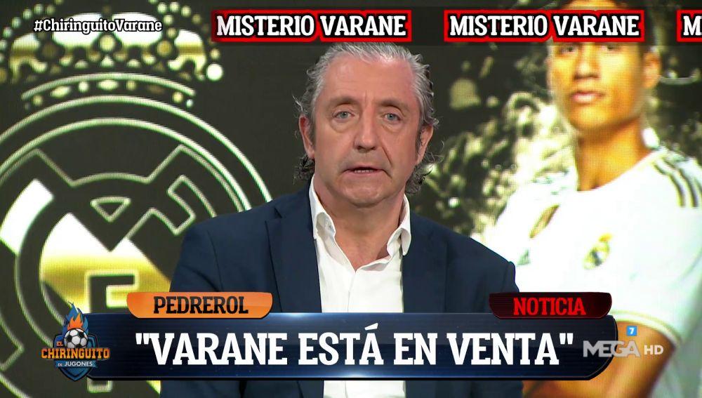 """""""EL REAL MADRID DA POR HECHO QUE VARANE SE VA EN VERANO"""""""