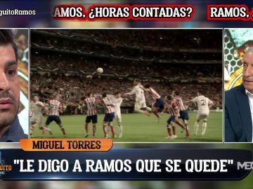 """""""LOS MADRIDISTAS QUEREMOS ESCUCHAR A RAMOS"""""""