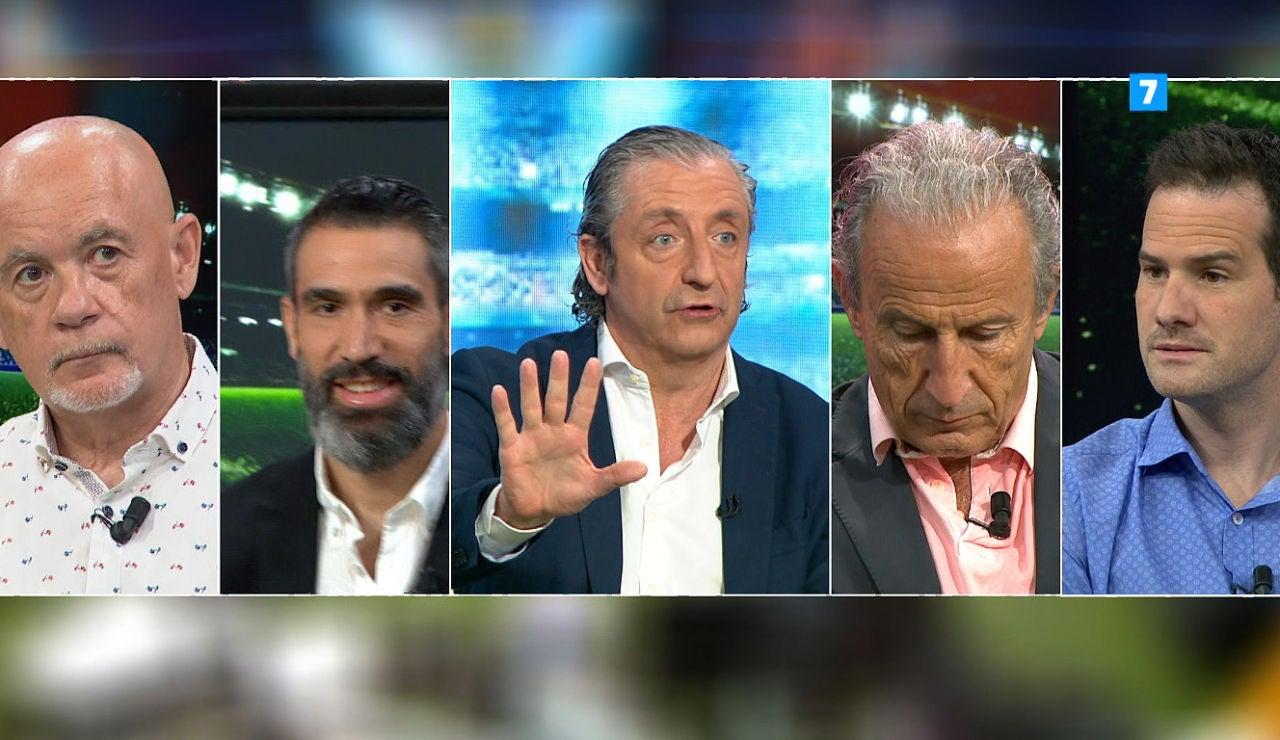 'El Chiringuito de jugones: Especial Eurocopa'