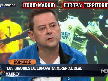 """""""LOS GRANDES DE EUROPA MIRAN AL REAL MADRID"""""""