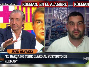 """""""EL BARÇA NO TIENE CLARO EL SUSTITUTO DE KOEMAN"""""""