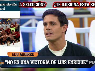 """""""LA DE HOY NO ES UNA VICTORIA DE LUIS ENRIQUE"""""""