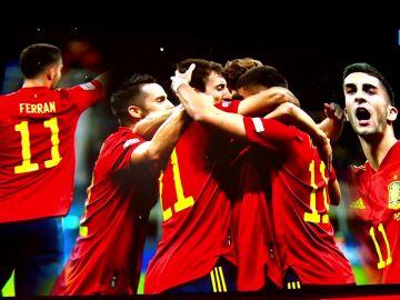 'El Chiringuito de Jugones' se vuelca con la Selección Española en un especial por su gran final de la UEFA Nations League