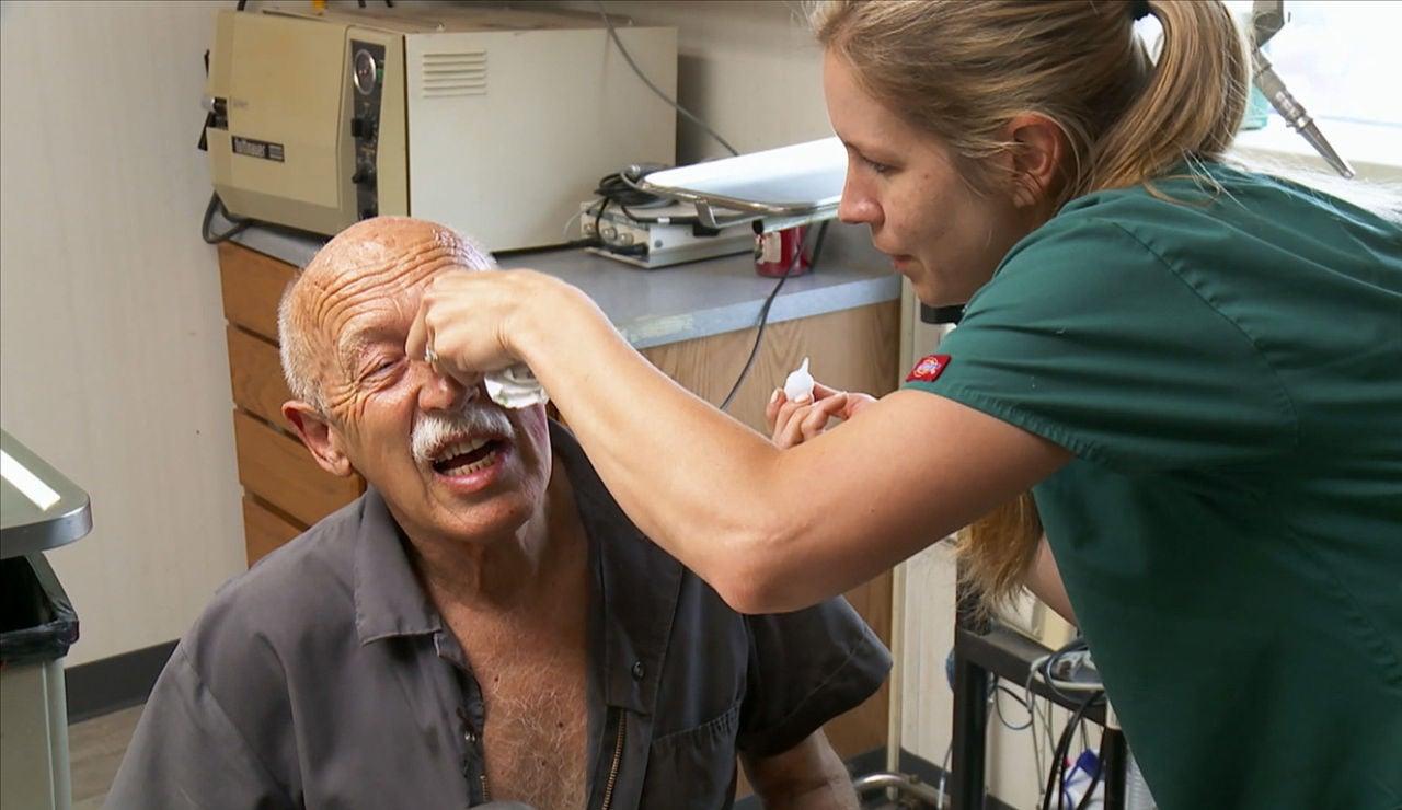 El Dr. Pol, herido